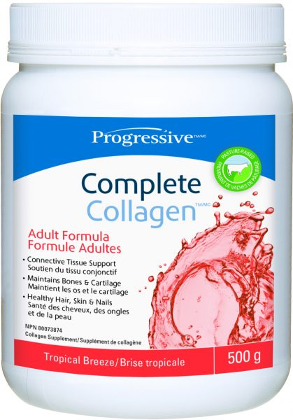 Complete Collagen_Tropical Breeze 500g
